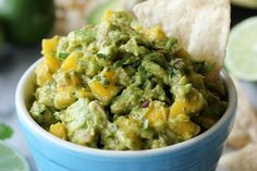 Holy Guacamole! 18 of the Best, Most Guac-tastic Recipes EVER via Brit + Co.