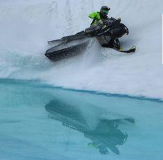 Snow Vehicles, Best Seasons, Winter Fun, Sled, Outdoor Fun, Motocross, Atv, Mazda, Planer