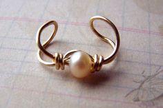 Gold Ear Cuff Freshwater Pearl Jewlery Pearl Ear Cuffs
