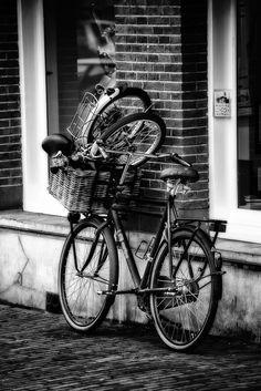 "ph. © Erik Elferink "" Pregnant bike"""