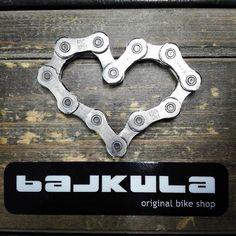 #LOVE  #Bajkula #chain #cycle #velo #bicykel #instalife #instalove