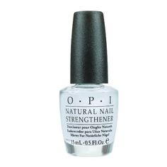OPI Natural Nail Strengthener Treatment, Ounce OPI Classic Nail Essentials Helps natural nail grow stronger Builds in layers This item is not for sale in Catalina Island Opi Nail Polish, Opi Nails, Nail Polish Colors, Nail Manicure, Opi Nail Strengthener, Nail Base Coat, Nailed It, Nail Repair, Classic Nails