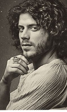 Francois Arnaud as Cesare Borgia # SavetheBorgia please join me http://twubs.com/SaveTheBorgias