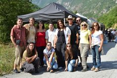 Behind the scene of Move On - Macedonia - www.move-on-film.com