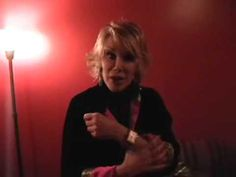 Joan Rivers Shows Off Her Gevril Watch