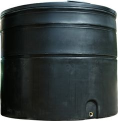 This water tanks is ideal for both domestic and commercial use including rainwater collection - Ecosure 7200 Litre Water Tank. 1900mm high - 2200mm diameter - 200 kgs