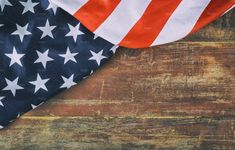 American flag on wooden background Memorial day USA national holidays Usa National Holidays, Memorial Day Usa, Flag Template, Federal Holiday, Conceptual Design, Wooden Background, Veterans Day, Independence Day, Design Bundles