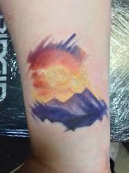 colorado tattoo watercolor - Google Search