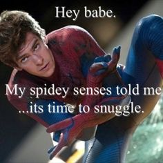 """hey babe"" is like ""hey girl"" but better...cause it's Andrew Garfield. More to come!"