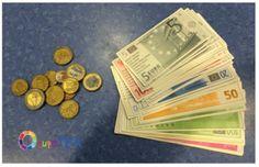 Materiales para trabajar el Euro I OcupaTEA #TerapiaOcupacional