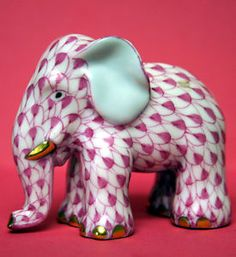 elephant herend $115 ebay    I have this one.