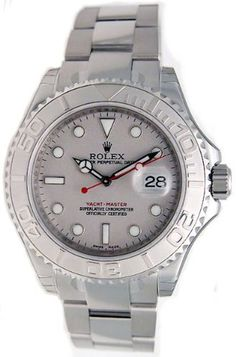 eacaf3778016 Rolex Yachtmaster Grey Index Dial Oyster Bracelet Mens Watch 16622GYSO    WatchCorridor Original Rolex Watches,