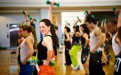 OtimaDieta - Dicas para Mulheres: Movimentos Básicos do Zumba