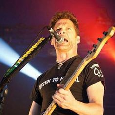 Jason Newsted June 19th 2013
