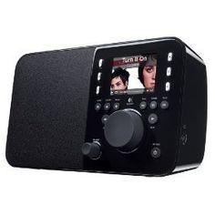 Logitech Squeezebox Internet Radio