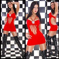 New Clubwear halloween costume ideas,gangster halloween costumes,halloween costumes for teenagers Lingerie Dress, Sexy Lingerie, Gangster Halloween Costumes, Pret A Porter Feminin, Sensual, Clubwear, Sexy Dresses, Camisole, Cold Shoulder Dress