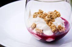 Yogurt Parfait Breakfast #LowGI