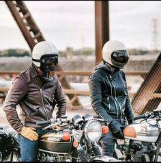 Sucked In — motomood: cafe racer Cafe Bike, Cafe Racer Bikes, Cafe Racer Motorcycle, Motorcycle Style, Motorcycle Outfit, Biker Style, Motorcycle Helmets, Cafe Racer Helmet, Estilo Cafe Racer