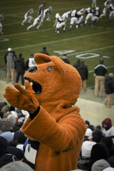 caa9a748762 Nittany Lion at Penn State Football  visitpennstate Nittany Lion