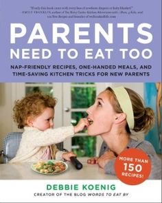 6 cookbooks that every parent should own