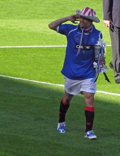 Nacho Novo Scottish Cup Final 2009