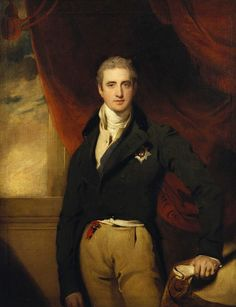 Robert Stewart, 2nd Marquess of Londonderry (1769 – 1822), Lord Castlereagh,
