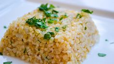 Taking an extra two minutes at the beginning of preparing this supersimple pilaf goes a long way toward making the finished dish deeply flavored.