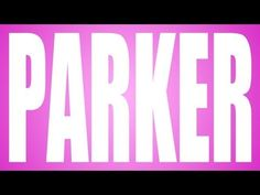 I executive produced the world's first video baby book. Check it out :) Episode: PARKER #Parker #BabyNames #Babies #Baby Clothes #Jumpers #Strollers #Maternity