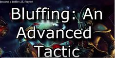 League of legends guides what you need to strategically analyze what items to buy and what skills to pick. What is needed to improve your LoL game performance.