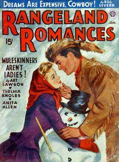 Rangeland Romances 1946-01