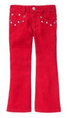NWT Gymboree WINTER CHEER, Red Rhinestone Pants   Available in our online store at http://stores.ebay.com/starbabydesignshomestore