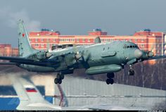 Ilyushin Il-20M. Didn't know this existed.  Source: http://www.airliners.net/photo/Russia---Air-Force/Ilyushin-Il-20M/2063929/L/