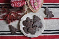Biscotti di natale al cacao e nocciole