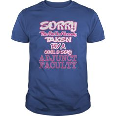 Cool And Sexy Adjunct Faculty T-Shirts, Hoodies. VIEW DETAIL ==► https://www.sunfrog.com/Jobs/Cool-And-Sexy-Adjunct-Faculty-Shirt-Royal-Blue-Guys.html?id=41382