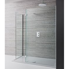 Simpsons Design Walk In Shower Enclosure & Shower Tray. Easy to Clean Shower Tray, Available In Many Sizes. Lifetime Guarantee & Free Delivery Over