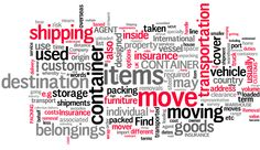 glossary of removals companies terms - what do they mean?