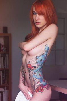 suicide girls rhue nude