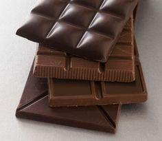 plain chocolate, always delicious!