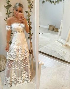 37 Amazing White Lace Outfits Ideas Modern nurseries are often clean, sophisticated places, but nothing beats the beauty and elegance of the white lace Victorian nursery. Trendy Dresses, Cute Dresses, Beautiful Dresses, Fashion Dresses, Prom Dresses, Summer Dresses, Formal Dresses, Lace Outfit, Lace Dress