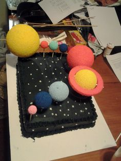 1000 Images About Solar System Model Ideas On Pinterest