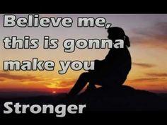 Stronger Inspirational Songs | Mandisa Christian Songs