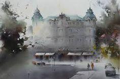 ilya ibryaev watercolour paintings