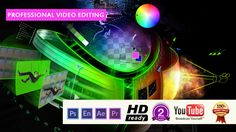 do PROFESSIONAL Video Editing within 24 hours by bharath1987