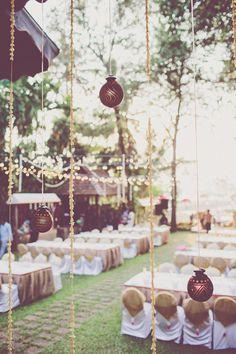 A Kerala wedding decor