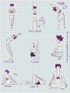 Yoga na Prática: Uma prática de yoga rápida e descomplicada para fazer em casa.