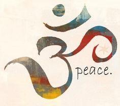 Peace | Namaste ❤