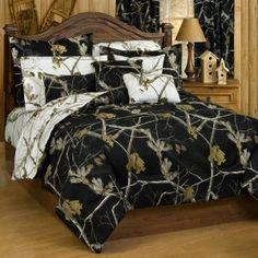 Realtree® AP camo comforter set