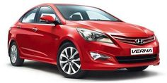 Hyundai Verna is available in India at a price of Rs. 7.62 - 12.68 Lakh ex-showroom Delhi. Also check Hyundai Verna images, specs, expert reviews, news, videos, colours and mileage info at ZigWheels.com