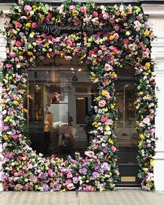 """What a #pretty little store; hidden away and definitely worth a #view! By Appointment Only. London"