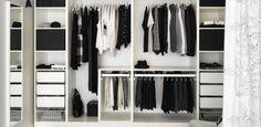 Te mostramos varias propuestas para ordenar tu armario. Aprende aquí, la mejor forma de gestionar el espacio dentro de tu armario sin mucho esfuerzo.